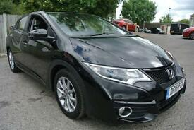 2015 Honda Civic 1.6 i-DTEC SE Plus 5dr Manual Diesel Hatchback