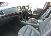 2014 Mazda 6 2.2d (175) Sport Nav 4dr Manual Diesel Saloon