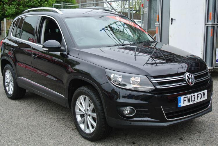 2013 volkswagen tiguan 2 0 tdi bluemotion tech se 5dr. Black Bedroom Furniture Sets. Home Design Ideas
