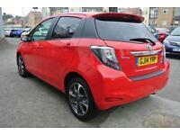 2014 Toyota Yaris 1.5 VVT-i Hybrid Trend CVT Automatic Petrol/Electric Hatchback