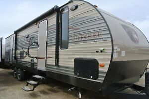 2015 Cherokee 294 BH Bunk Bed Travel Trailer