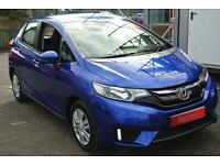 2015 Honda Jazz 1.3 S 5dr Manual Petrol Hatchback