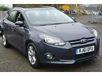 2011 Ford Focus 1.6 TDCi 115 Zetec 5dr Manual Diesel Estate