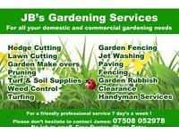 Jb's garden services