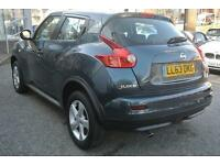 2013 Nissan Juke 1.5 dCi Visia (Start Stop) Manual Diesel Hatchback