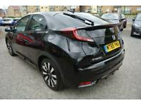 2015 Honda Civic 1.4 i-VTEC SE Plus 5dr Manual Petrol Hatchback