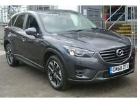 2016 Mazda CX-5 2.2d Sport Nav 5dr Manual Diesel Estate