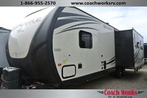2015 Solaire 297 RLDS Travel Trailer