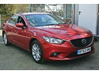 2013 Mazda 6 2.2d SE 4dr Manual Diesel Saloon