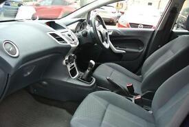 2012 Ford Fiesta 1.25 Zetec (82) Manual Petrol Hatchback