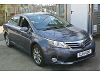 2014 Toyota Avensis 2.0 D-4D Icon+ 4dr Manual Diesel Saloon