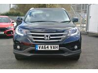 2014 Honda CR-V 2.2 i-DTEC SR 5dr Manual Diesel Hatchback