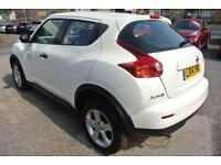 2014 Nissan Juke 1.5 dCi Visia (Start Stop) Manual Diesel Hatchback