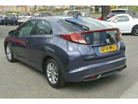 2014 Honda Civic 1.8 i-VTEC S 5dr Manual Petrol Hatchback