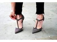Ex ladies shoe shop stock excellent condition brand new!!