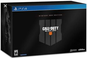 Call of Duty Black Ops 4 Collector's/Mystery items (No Game)
