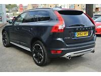 2008 Volvo XC60 D5 (215) R DESIGN 5dr AWD Gear Automatic Diesel Estate