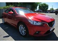 2015 Mazda 6 2.0 SE-L Nav Automatic Petrol Saloon