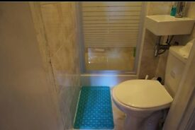 Double room with ensuite shower room