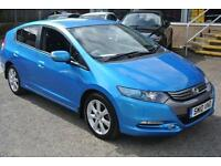2010 Honda Insight 1.3 IMA ES Hybrid CVT Automatic Petrol/Electric Hatchback