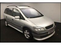 Vauxhall Zafira 2.0 DTI Comfort