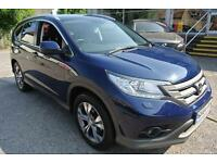 2014 Honda CR-V 2.0 i-VTEC SR 5dr Manual Petrol Estate