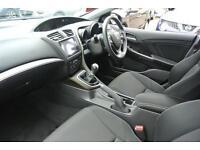2015 Honda Civic 1.6 i-DTEC SE Plus 5dr Manual Diesel Hatchback