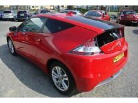 2013 Honda CR-Z CR-Z 1.5 IMA GT Hybrid 3dr Manual Petrol/Electric Coupe