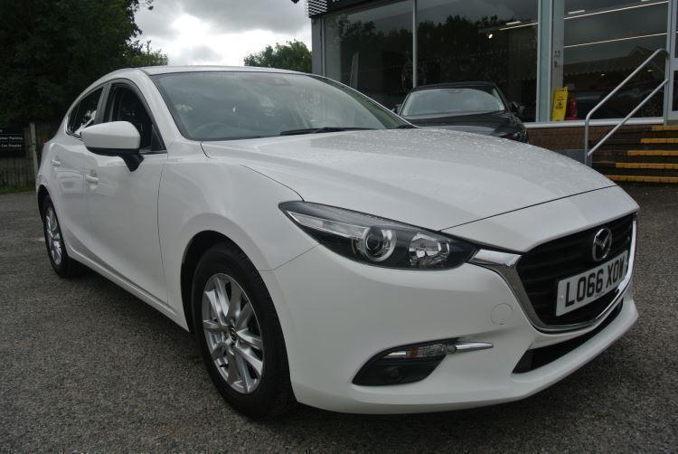 2016 Mazda 3 2.0 SE-L Nav Automatic Petrol Hatchback