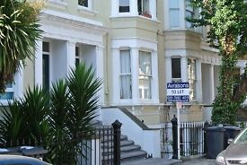 Large split level 3 double bedroom top floor period apartment 1 minute from Oval underground station