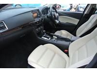 2014 Mazda 6 2.2d (175) Sport Nav 5dr Automatic Diesel Estate