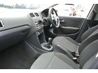 2013 Volkswagen Polo 1.4 Match Edition 5dr Manual Petrol Hatchback