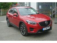 2016 Mazda CX-5 2.2d (175) Sport Nav 5dr AWD Manual Diesel Estate