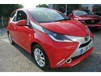 2016 Toyota Aygo 1.0 VVT-i X-Play 5dr Manual Petrol Hatchback