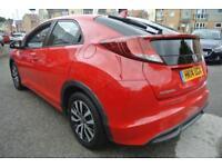 2014 Honda Civic 1.6 i-DTEC SE Plus-T 5dr Manual Diesel Hatchback