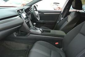 2017 Honda Civic 1.5 VTEC Turbo Sport 5dr Manual Petrol Hatchback