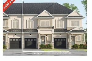 Brand New Three bedroom two story townhome for lease