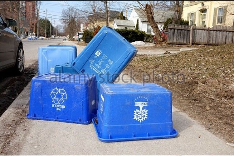 *WANTED* Blue Recycling Tub/Box