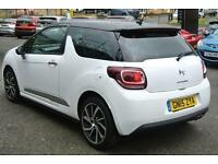 2015 Citroen DS3 1.6 BlueHDi DSport Plus 3dr Manual Diesel Hatchback