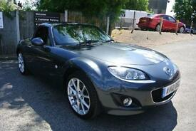 2012 Mazda MX-5 2.0i Sport Tech 2dr Manual Petrol Coupe