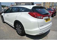 2014 Honda Civic Tourer 1.6 i-DTEC SE Plus 5dr Manual Diesel Estate