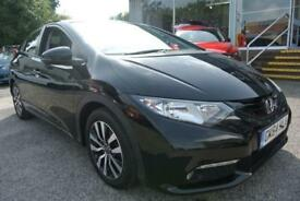 2014 Honda Civic 1.6 i-DTEC SE Plus 5dr Manual Diesel Hatchback