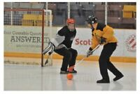 Oshawa Broomball Leauge Welcoming New Players