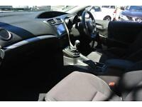 2016 Honda Civic 1.6 i-DTEC SE Plus 5dr Manual Diesel Hatchback