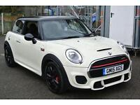 2015 Mini Cooper 2.0 John Cooper Works 3dr Manual Petrol Hatchback