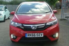 2016 Honda Jazz 1.3 EX Navi 5dr Manual Petrol Hatchback