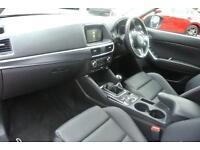 2016 Mazda CX-5 2.2d (175) Sport Nav 5dr AWD Manual Diesel Estate