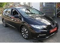 2015 Honda Civic 1.8 i-VTEC SE Plus 5dr Automatic Petrol Estate