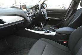 2012 BMW 1 Series 116d EfficientDynamics 5dr Manual Diesel Hatchback
