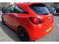 2015 Vauxhall Corsa 1.2 Limited Edition 3dr Manual Petrol Hatchback